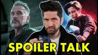Terminator: Dark Fate - SPOILER Talk (What I HATE About It)