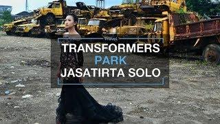 Transformers Park, Spot Foto Unik dan Berbeda