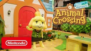 Animal Crossing: New Horizons Comes to Life!