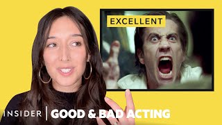 Pro Acting Coach Breaks Down 13 Rage Scenes | Good & Bad Acting
