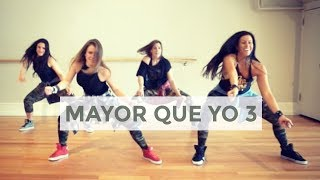 Mayor Que Yo 3, by Luny Tunes, Daddy Yankee, Wisin, Don Omar & Yandel - Carolina B
