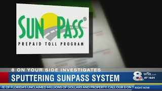 SunPass customers in the dark about toll charges