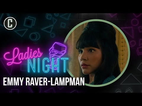 Umbrella Academy: Emmy Raver-Lampman Details Her Journey from Hamilton to Netflix – Ladies Night