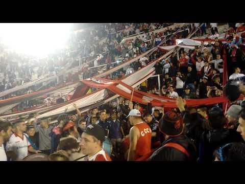 """La banda de la Quema - Huracán 1 San Lorenzo 0"" Barra: La Banda de la Quema • Club: Huracán"