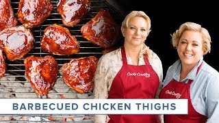 The Secret To Perfect BBQ Chicken Thighs