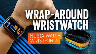 ZTE nubia Watch Hands-On: Are Curved Smartwatches Worth Your Time?