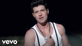 Video Pretty Lil' Heart de Robin Thicke feat. Lil Wayne