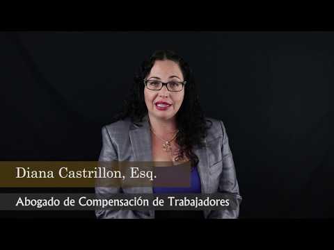 video thumbnail Diana Castrillon, Abogada de Compensación al Trabajador