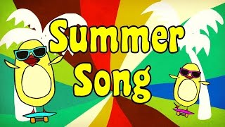 The Singing Walrus - Summer Song For Kids