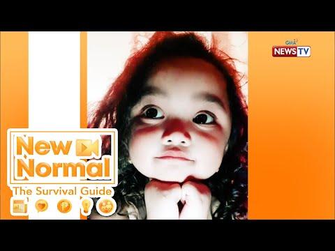 [GMA]  Family Time: Baby TikToker, kinaaaliwan online! | New Normal