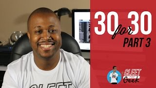 30 for 30: 30 Branding Tips for My 30th Birthday - Part 3
