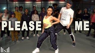 PLEASE ME - Cardi B & Bruno Mars Dance   Matt Steffanina ft Tori Caro