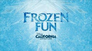 """Disney California Adventure """"Frozen Fun"""" - TV Spot (2015)"""