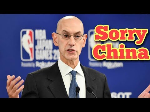 NBA is having a fallout with China over a tweet.