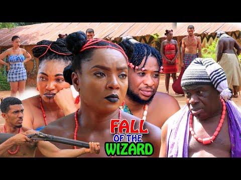 Fall of The Wizard Season 1 - Chioma Chukwuka 2018 New Nigerian Nollywood Movie |Full HD