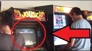 Most INSANE Arcade Games In The World