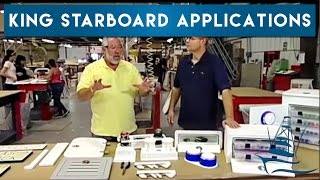 King Starboard Applications