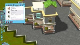 RCT3 TUTORIAL 1: Design, Scenery & Detail.