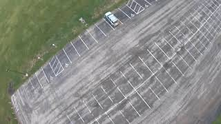 HD FPV Quad copter flight.