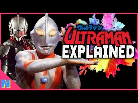Ultraman's History Explained: Watch This Before The Netflix Anime