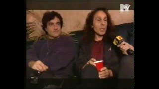 Dio -interview + live (Angry Machines Tour)