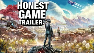 Honest Game Trailers | The Outer Worlds