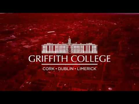 Griffith College Cork - Aerial View