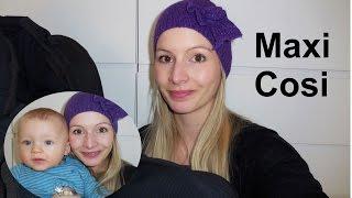 Produkttest: Maxi-Cosi Fußsack | Babyartikel.de