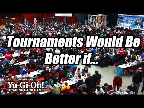 Yu-Gi-Oh! Tournaments Would Be Better if...