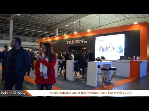 Nukon Bulgaria Ltd. at International Tech. Fair Plovdiv 2017