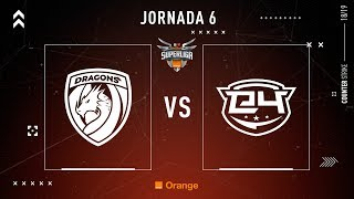 Dragons E.C. VS Team eu4ia | Jornada 6 | Temporada 2018/2019