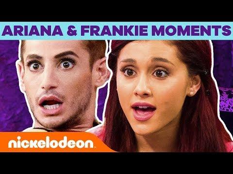 Ariana Grande & Frankie Grande 😎 Best Nick Moments! | #TBT