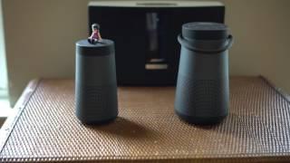 Bose Revolve vs Revolve +