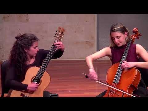 Fauré - Après un rêve, cello-guitar