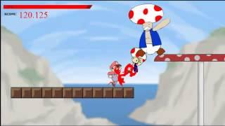 Mario Combat Deluxe - A Newgrounds Game