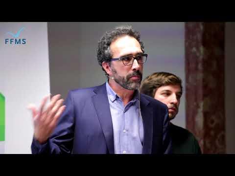 Apresentação do estudo por Daniel Seabra Lopes e João Mineiro