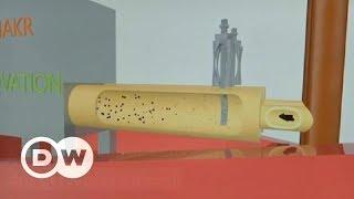 Engenheiros transformam fumaça em tinta