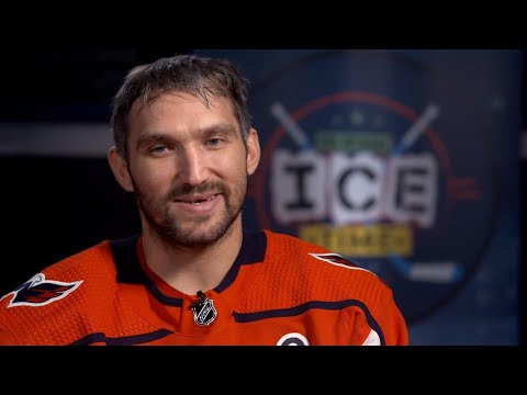 NHL Network Ice Time: Alex Ovechkin on winning the Stanley Cup