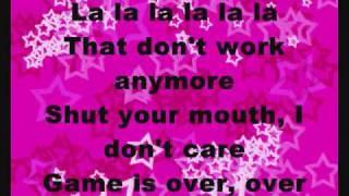 whatcha waiting for-Ashley Tisdale with lyrics
