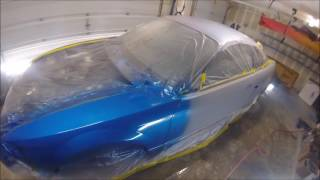 Painting Your Own Car At Home