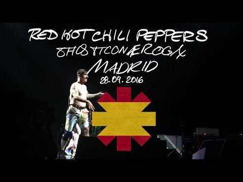 Red Hot Chili Peppers - This Ticonderoga (Live at Madrid #2) 28/09/2016 [Multicam]