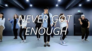 Charlie Wilson - Never Got Enough | RAGI choreography
