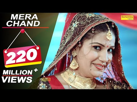 Download Sapna Chaudhary : Mera Chand || Latest Haryanvi Romantic Song || New Haryanvi Song 2018 || Sonotek HD Mp4 3GP Video and MP3