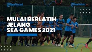 Timnas Indonesia U-23 Mulai Berlatih Jelang Sea Games 2021, Dipimpin Langsung oleh Shin Tae Yong