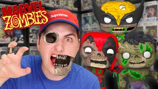Marvel Zombies Funko Pop Hunting!