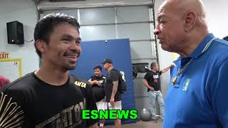 Manny Pacquiao - Super Fast - Exclusive | EsNews Boxing