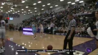 Varsity Girls Basketball   Har-Ber vs Fayetteville
