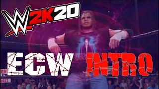 WWE 2K19 • ECW On TNN Intro