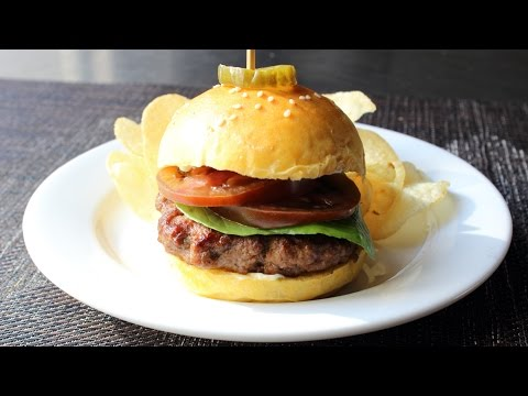 Teriyaki Burgers – Teriyaki-Flavored Burger & Slider Recipe