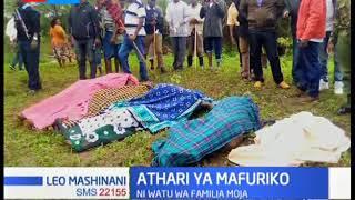 Watu watano wa familia moja wafariki katika Eneo la Ngatatai Kaunti ya Kajiado